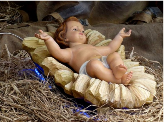 Jesus-crèche